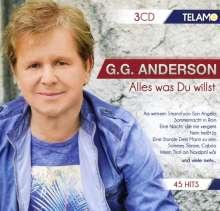 G.G. Anderson: Alles was du willst, 3 CDs