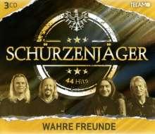 Schürzenjäger: Wahre Freunde, 3 CDs