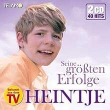 Hein Simons (Heintje): Seine größten Erfolge, 2 CDs