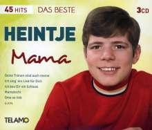 Hein Simons (Heintje): Mama: Das Beste, 3 CDs