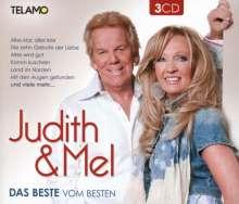 Judith & Mel: Das Beste vom Besten, 3 CDs