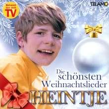 Hein Simons (Heintje): Die Schönsten Weihnachtslieder, CD