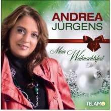 Andrea Jürgens: Mein Weihnachtsfest, CD