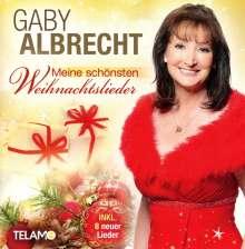 Gaby Albrecht: Meine schönsten Weihnachtslieder, CD