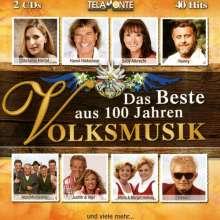 Das Beste Aus 100 Jahren Volksmusik, 2 CDs