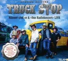 Truck Stop: Männer sind so (Limited Edition), 2 CDs