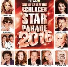 Die Große Schlagerstarparade 2016 - Folge 2, CD
