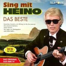 Heino: Sing mit Heino: Das Beste, 2 CDs