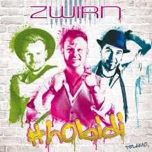 Zwirn: #hobidi, CD