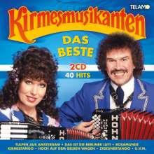 Die Kirmesmusikanten: Das Beste, 2 CDs
