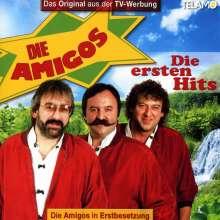 Die Amigos: Die ersten Hits, 2 CDs