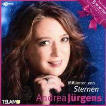 Andrea Jürgens: Millionen von Sternen (Geschenk-Edition), CD
