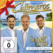 Calimeros: Schiff Ahoi (Geschenk-Edition), 1 CD und 1 DVD