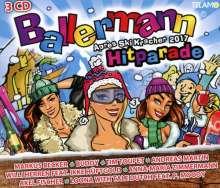 Ballermann Hitparade: Apres Ski Kracher 2017, 3 CDs