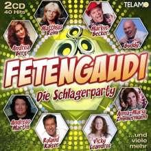 Fetengaudi: Die Schlagerparty, 2 CDs