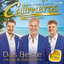 Calimeros: Das Beste: Zum 40. Jubiläum, 2 CDs