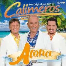 Calimeros: Aloha, CD