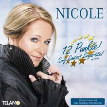 Nicole: 12 Punkte, CD