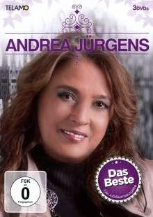 Andrea Jürgens: Das Beste - Die Jubiläumsausgabe, 3 DVDs
