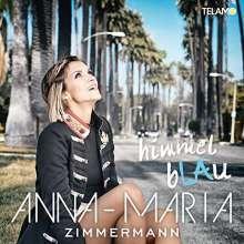 Anna-Maria Zimmermann: Himmelblau, CD