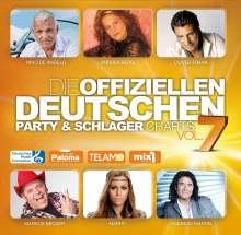 Die offiziellen deutschen Party- & Schlager-Charts Vol.7, 2 CDs
