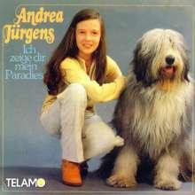 Andrea Jürgens: Ich zeige dir mein Paradies, CD