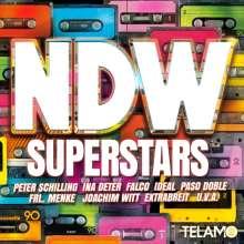 NDW Superstars, 2 CDs