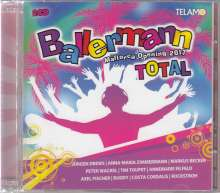 Ballermann Total: Mallorca Opening 2017, 2 CDs