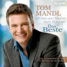 Tom Mandl: Ich bin ein Mann zum Küssen, CD