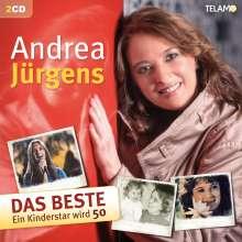 Andrea Jürgens: Das Beste - Ein Kinderstar wird 50, 2 CDs