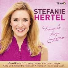 Stefanie Hertel: Freunde fürs Leben, CD