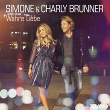 Charly Brunner & Simone: Wahre Liebe, CD