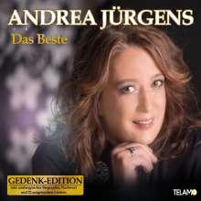 Andrea Jürgens: Das Beste, CD