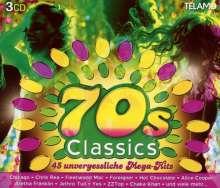 70s Classics, 3 CDs