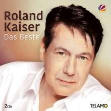 Roland Kaiser: Das Beste, 2 CDs