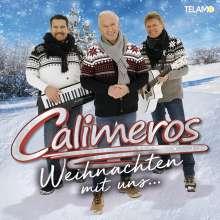 Calimeros: Weihnachten mit uns, CD