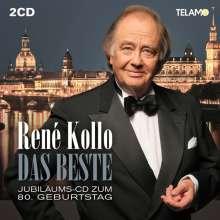 Rene Kollo - Das Beste, 2 CDs