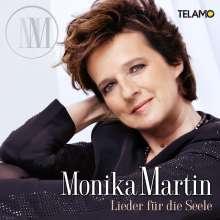 Monika Martin: Lieder für die Seele, CD