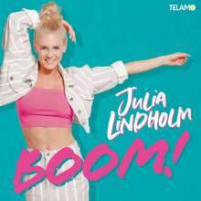 Julia Lindholm: Boom !, CD