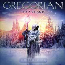 Gregorian: Holy Chants, CD