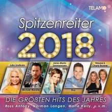 Spitzenreiter 2018, CD