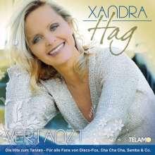 Xandra Hag: Vertanzt, CD