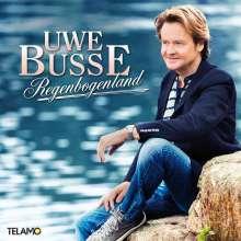Uwe Busse: Regenbogenland, CD