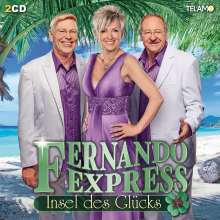Fernando Express: Insel des Glücks, 2 CDs