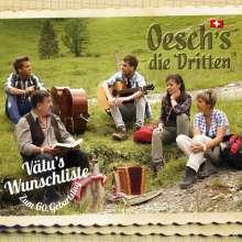 Oeschs Die Dritten: Vätus Wunschliste: Zum 60.Geburtstag, CD