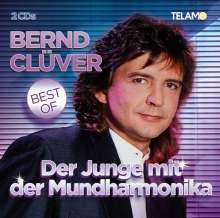 Bernd Clüver: Der Junge mit der Mundharmonika - Best Of, 2 CDs