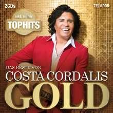 Costa Cordalis: Gold, 2 CDs