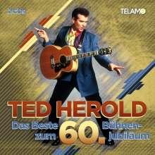 Ted Herold: Das Beste zum 60. Bühnenjubiläum, 2 CDs