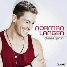 Norman Langen: Dieses Gefühl, CD