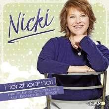 Nicki: Herzhoamat, CD